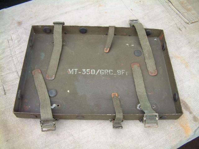 MT-350 GRC-9 Vehicle Mount