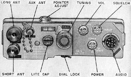 PRC-9 Receiver/Transmitter