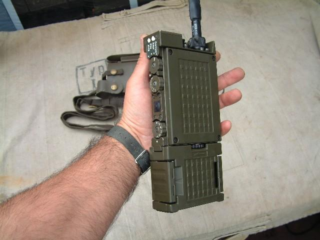 German SEM-52S Synthesised VHF Transceiver