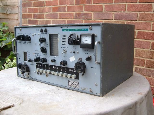Telefunken ELK-639 Communications Receiver