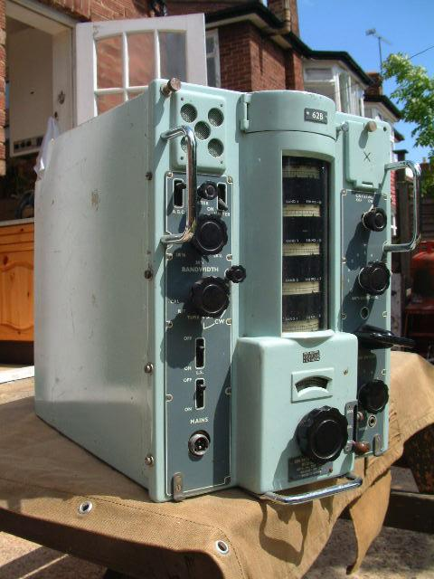 Murphy B-62B Communications Receiver