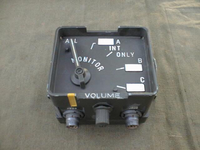 C-2289 Control Box for VIC-1 Vehicle Intercom System