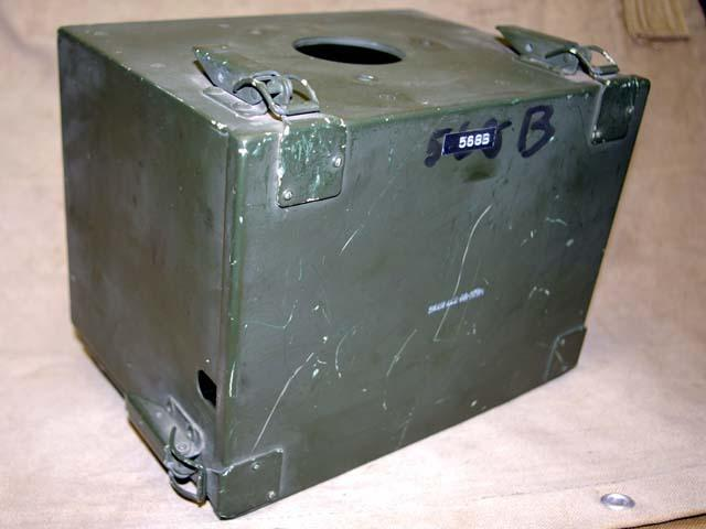 Clansman Land-Rover Wing Antenna / ATU Box