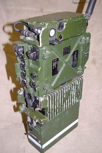 Clansman RT-352 / PRC-352 20 Watt VHF Man-Pack Transceiver