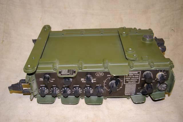 Clansman PRC-320 Back-Pack Frame Adaptor
