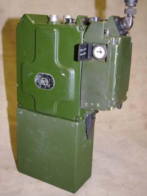 Clansman RT-350 / PRC-350 VHF/FM Man-Pack Radio