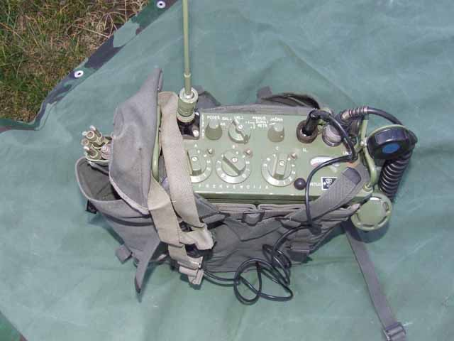 RU-2/1 Yugoslav Peoples Army VHF Radio Station