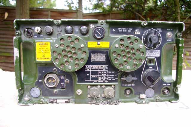 Clansman HF 250 Watt RF Power Amplifier