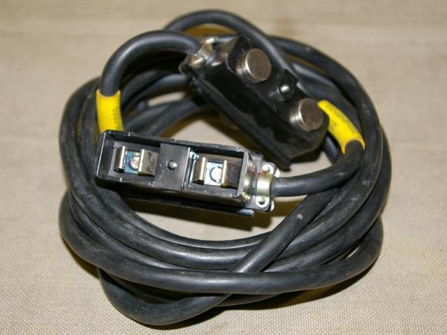 Clansman 24 Volt Battery Extension Cable