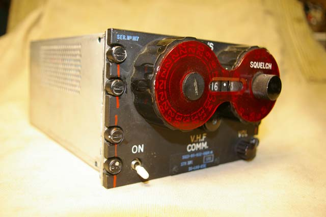 STR37E VHF Aircraft Radio Transceiver