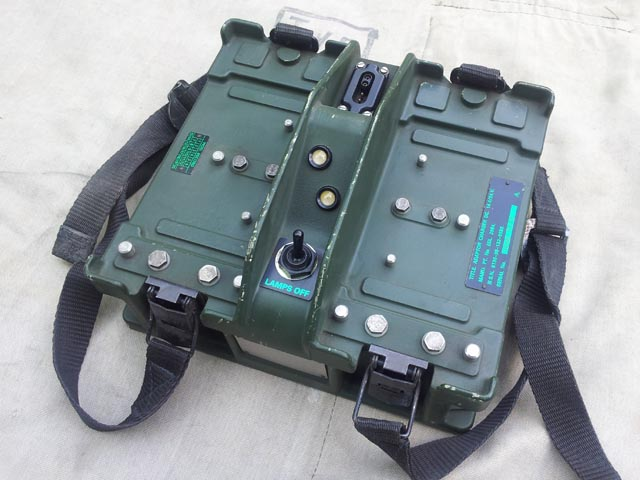 14.4/24 Volt Clansman Dual Battery Adapter Charging Tray