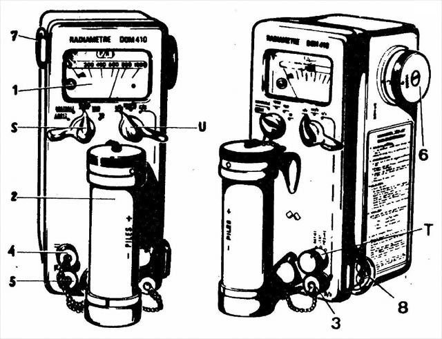 DOM-410 Geiger Counter