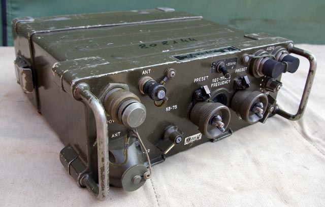 PRC-77 Back-Pack VHF Radio