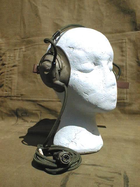 Racal Clansman Head Set
