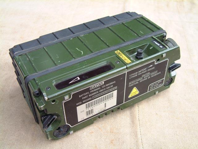 Racal Primary Battery 12 or 24 Volts with Charger