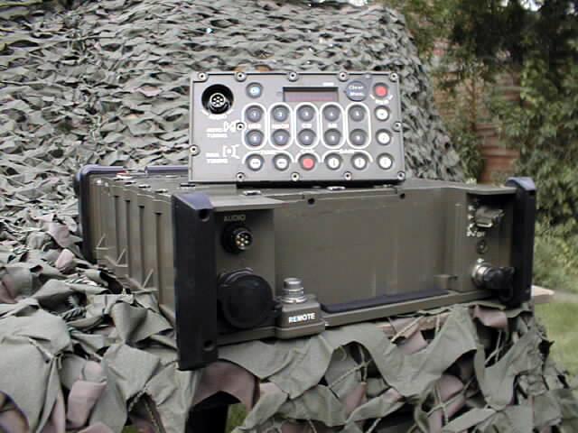 PRC-600 RT-601 Man Pack HF Radio