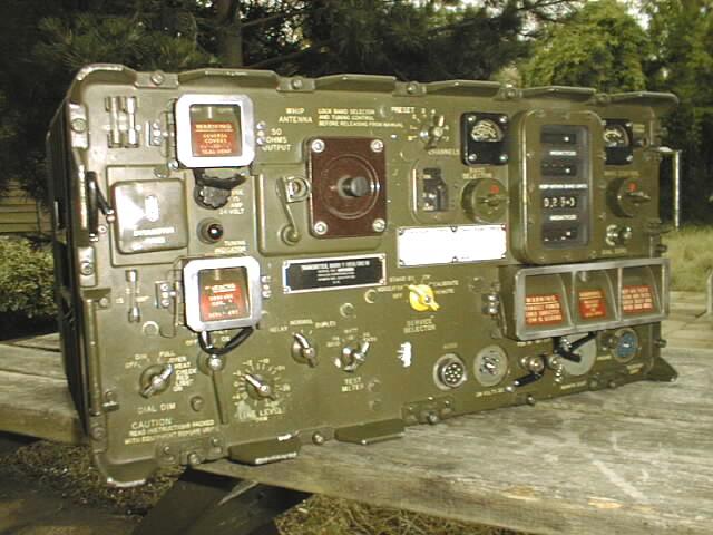 T-195 HF Transmitter