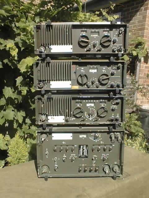 UK/TRC-471 Transportable UHF Radio Relay Equipment (Triffid)