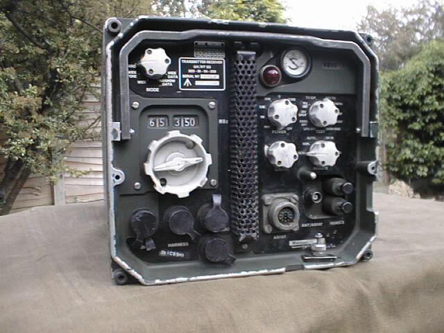 Clansman UK RT-353 / VRC-353 50 Watt VHF FM Vehicle Radio