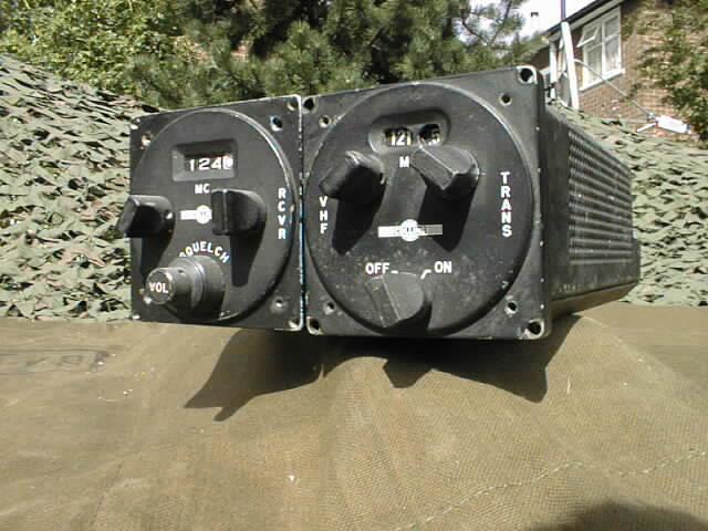 51X-3 & 17L-8A Receiver/Transmitter