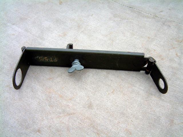 FT-515 Side Antenna Holder for GRC-9