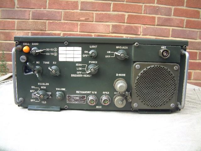 RT-524/VRC VHF Vehicle Radio Station For M-151 Mutt Jeep, Humvee