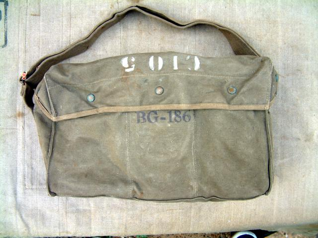 BG-186 Remote Control Canvas Bag