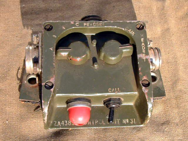 Control Unit Number 31