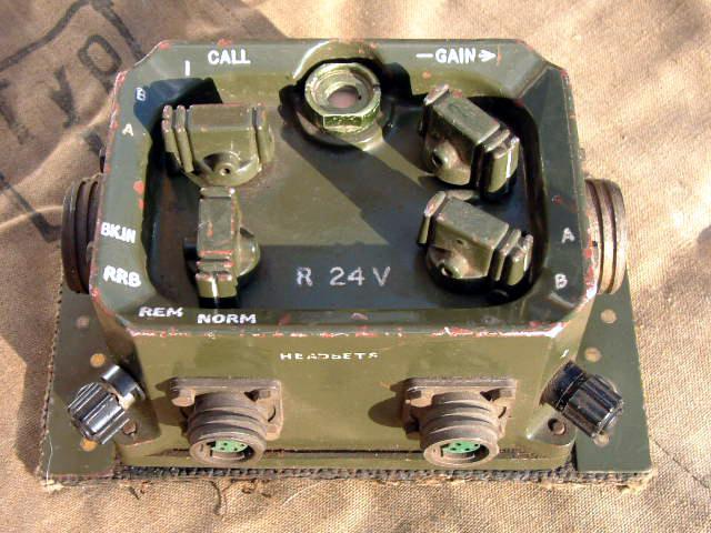 Larkspur R24V Box