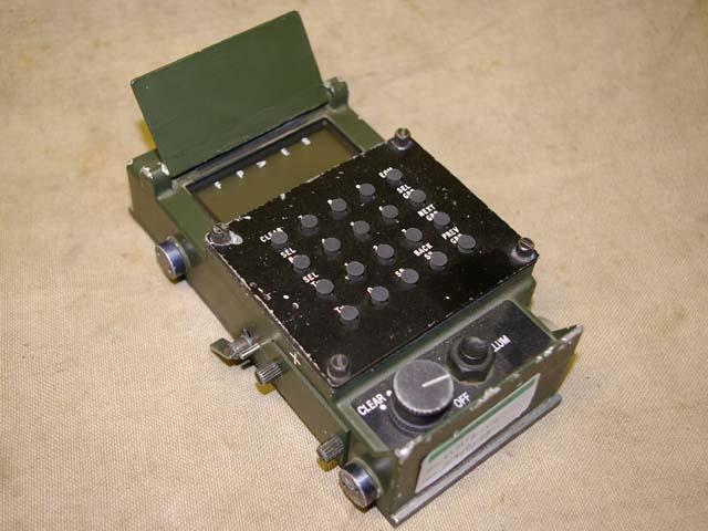 The Clansman PRC-319 Electronic Message Unit EMU BA-1304