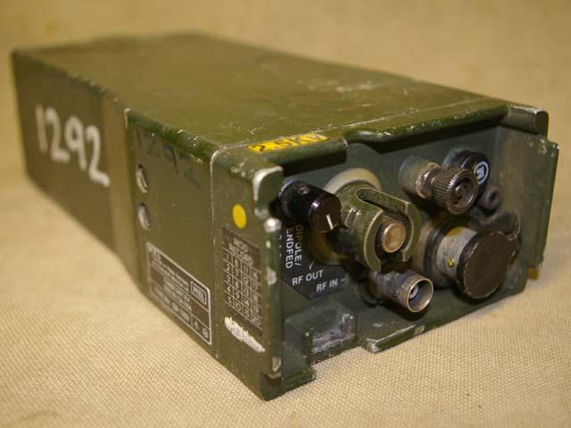 Clansman PRC-319 Antenna Tuner Unit RF BA1303 TURF