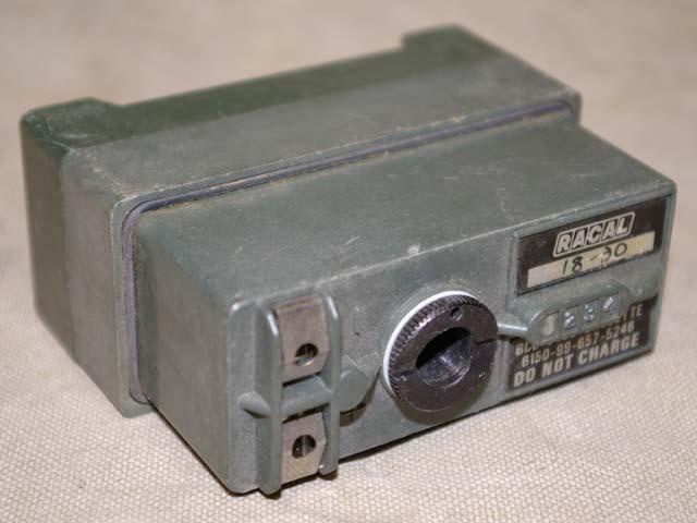 Clansman PRC-349 Battery Cassette BCC-348C