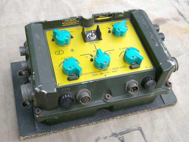 Clansman Interconnecting Box 2-Radio (IB2) ANR Version