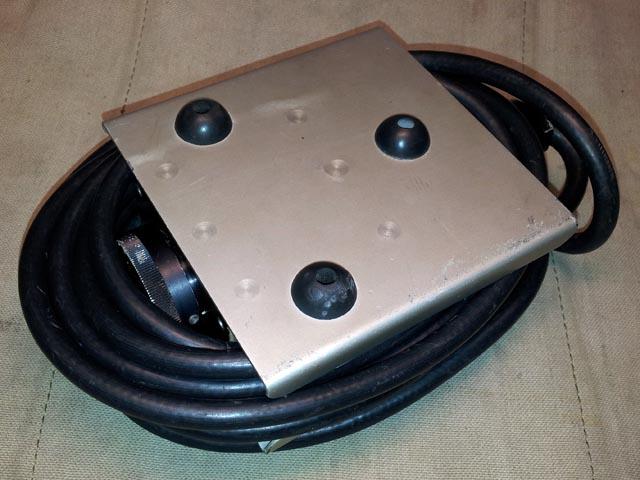 DOM-410 Geiger Counter Internal Probe 5 Meter Extension Lead & Holder