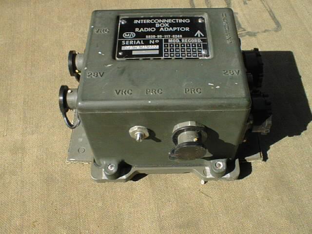 Interconnecting Box Radio Adapter (IBRA)