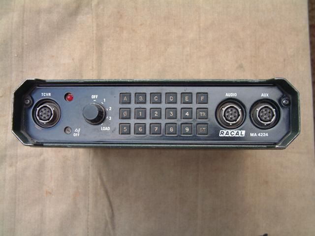 Racal MA-4224 Audio Encryption Unit