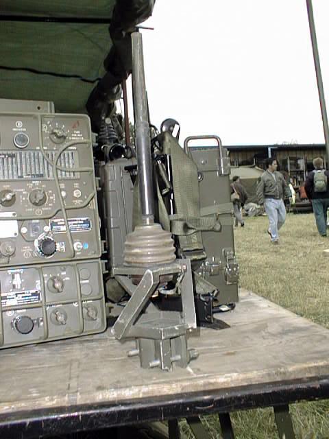 MP-68 Ground Plane Mast Base