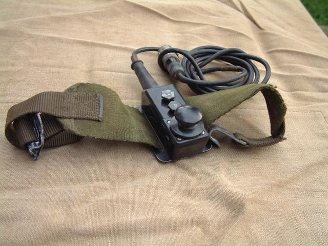 Clansman PRC-319, PRC-320 Morse Key