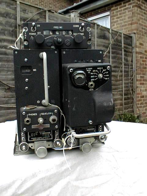 AN/ARC-73 VHF Aircraft Transceiver