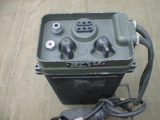 Wireless Set No. 88 AFV Type A
