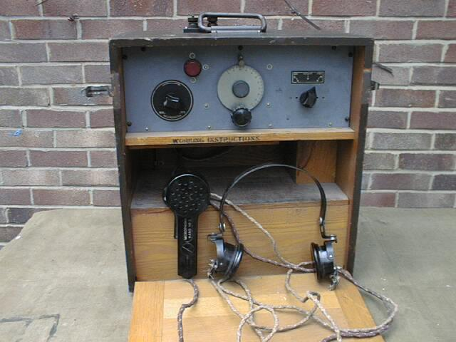Wireless Set No. 17 MkII