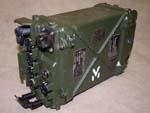 Clansman PRC-351M VHF Man-Pack Transceiver with BID Interface
