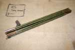 Clansman 2.5 Meter Whip Antenna for PRC-319, PRC-320