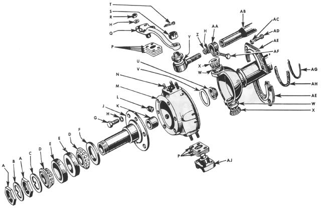 chevy dana 60 rear axle diagram  chevy  free engine image