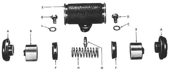 jeep parts catalogue brake wheel cylinder assembly. Black Bedroom Furniture Sets. Home Design Ideas
