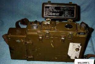 Chinese Type 883 Radio