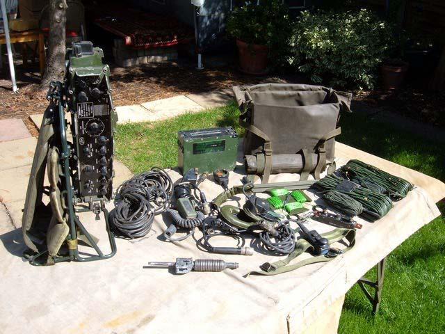 Army Radio Sales Co Radios And Equipment Clansman