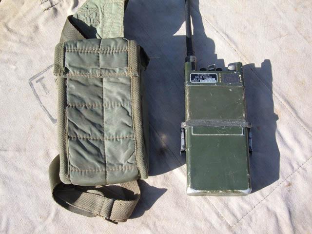 PRC-68 U.S. Marine Corps Radio
