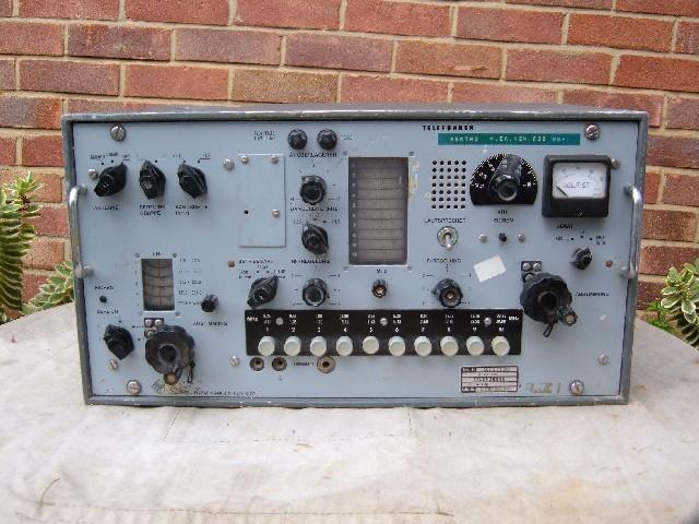 Telefunken ELK-639 Communications Receiver