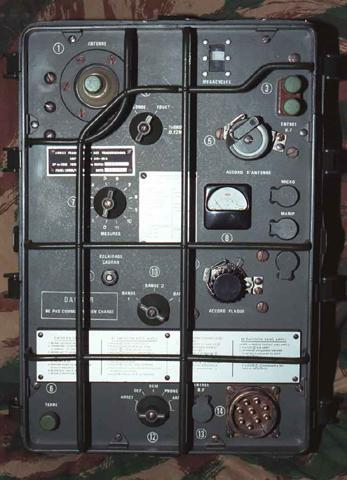 AM-66-A RF Power Amp